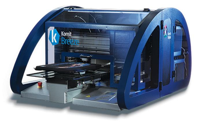 Kornit Digital to show digital textile printers at FESPA