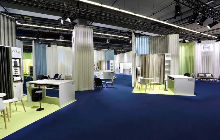 Trevira partakes successfully in Heimtextil 2018