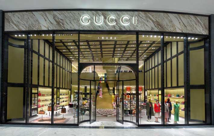 ecb257adcaf Italy   Gucci opens flagship store in Dubai - Fashion News Italy
