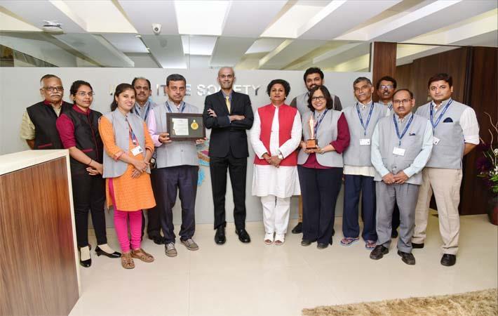 Mr. S. Hari Shankar, Chairman with the Team of India ITME Society