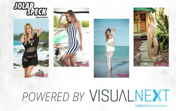 Importations Jolar-Speck selects Visual Next fashion suite