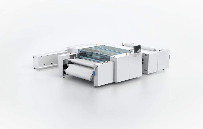 Mouvent to show TX801 digital textile printer at ITM 2018