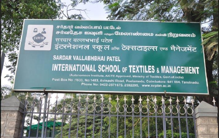 SVP School of Textiles to admit students through CUCET