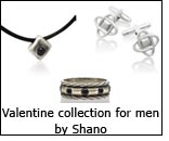 Valentine collection for men by Shano