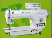 Sewing machines of Zhongjie popular in domestic market