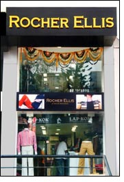 Rocher Ellis exclusive store opens in Nashik