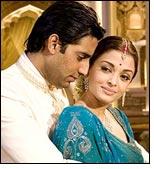 INIFD creates garment on Ash-Abhi wedding theme