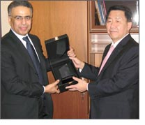 DCCI chairman heads UAE business delegation to visit KOTRA