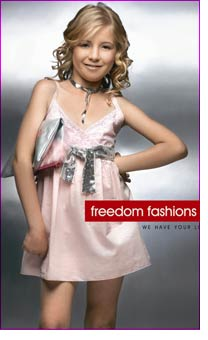 Gini & Jony launches new retail brand 'Freedom Fashions'