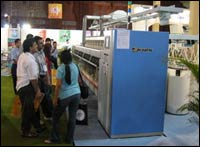 CTMTC machines a hit at SEMATEX 2007