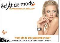 Eclat de Mode jewellery show from Thursday