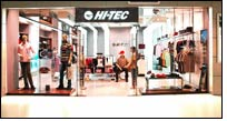 Hi-Tec shopping in style at Grandview Mall