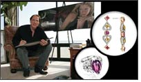 National Jewelry Institute selects Steven Zale for DESIGNER SHOWCASE