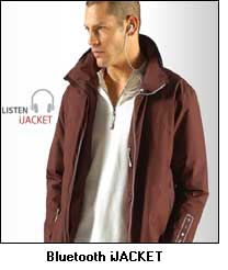 Bluetooth iJACKET