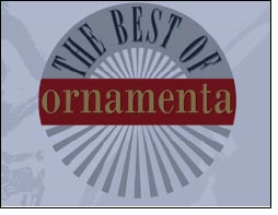 Fashion system players to select winner of THE BEST OF Ornamenta