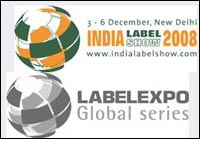 India Label Show under Labelexpo Global Series in Dec