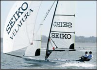 Seiko launches Regatta in Mumbai