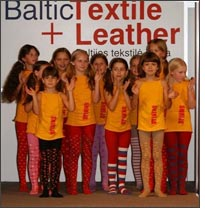 Conclusion of Baltic Textile + Leather fair