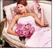 'Something Pink' with David's Bridal