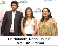 Mr. Nandam, Neha Dhupiy & Mrs. Urvi Piramal