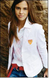 Gant Girls - Spring-Summer 2007