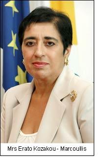 Mrs Erato Kozakou - Marcoullis