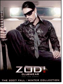 'Bling for Men' ZOD! 2007 Fall-Winter Collection