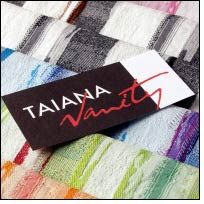 VANITY AW 2008/09 by TAIANA unique fabrics