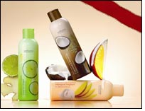 Nature Body Care Lotions from Oriflame