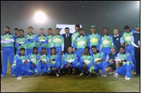 Cotton County supports Chandigarh Lions team