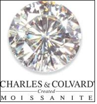 'Imperial Moissanite' cut jewelry for Helzberg Diamonds