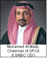 Mohamed Al-Mady, Chairman of GPCA & SABIC CEO