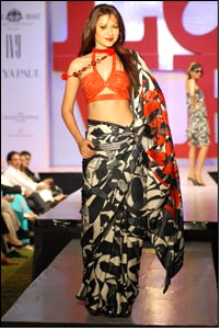 New Satya Paul range fashions popular culture in art!