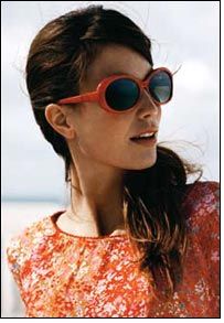 Ann Hage summer collection, real passion for life