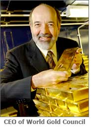 CEO of World Gold Council
