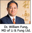 Dr. William Fung, MD of Li & Fung Limited
