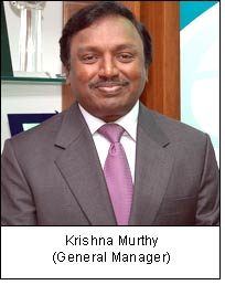 Krishna Murthy (General Manager)