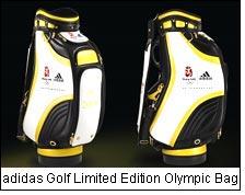 adidas Golf Limited Edition Olympic Bag