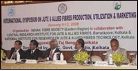 IJSG Secretary General speaks at Kolkata Symposium