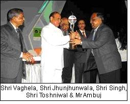 Shri Vaghela, Shri Jhunjhunwala, Shri Singh, Shri Toshniwal & Mr Ambuj