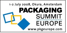 Heavy-weight sponsors sign up to Packaging Summit Europe