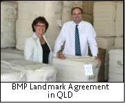 BMP Landmark Agreement in QLD