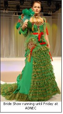 Bride Show running until Friday at ADNEC