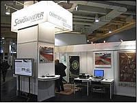 Schonherr presents carpet weaving innovations in Hanover