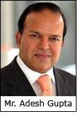 Mr. Adesh Gupta