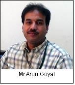 Mr Arun Goyal