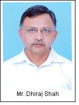 Mr. Dhiraj Shah