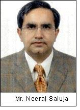 Mr. Neeraj Saluja