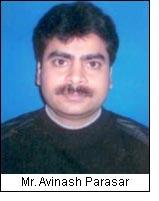 Mr. Avinash Parasar