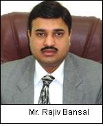 Mr. Rajiv Bansal
